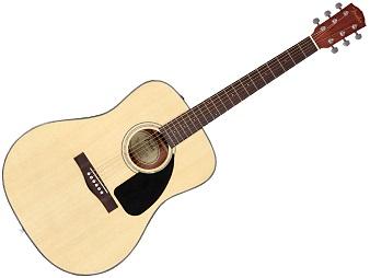 guitarra acústica-económico-guardabarros-CD-60