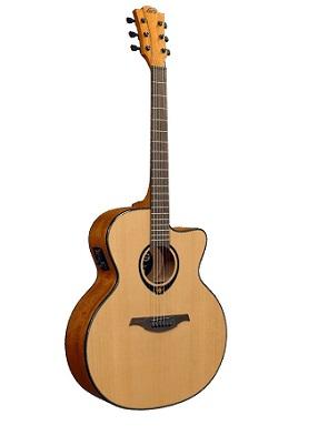 electrificada de guitarra acústica-lag-T66