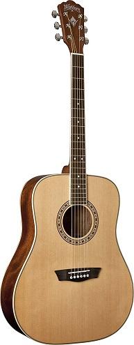 guitarra acústica-económico-Washburn