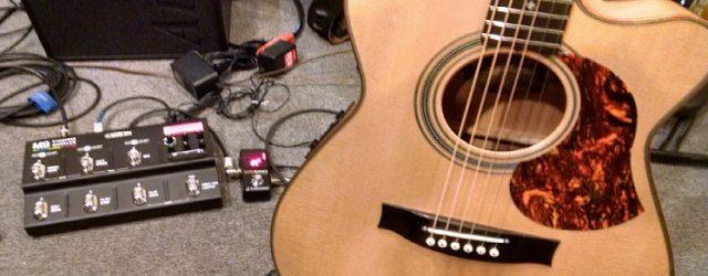 pedaliere multieffetti per chitarra