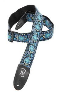 Levy's Leathers M8HT-04 Hootenanny Style Strap