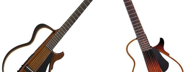 Yamaha Silent Guitars SLG200N e SLG200S