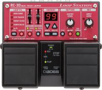 Boss RC-30 e Boss RC-3 Loop Station