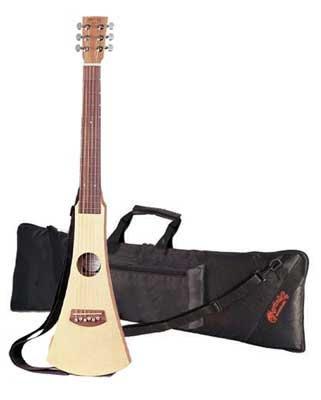 Martin Backpacker una chitarra da viaggio