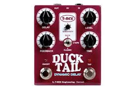 T-Rex Duck Tail