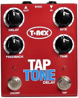 T-Rex Effects Tap Tone