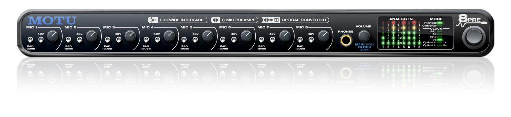 Quali preamplificatori microfonici per la scheda audio?