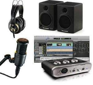 6 modi per registrare l'audio con il computer (basato su software daw) tramite varie impostazioni hardware