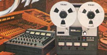 L'evoluzione degli home studio recording dagli anni '60 ad oggi
