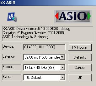 Quali driver utilizzare con la scheda audio?