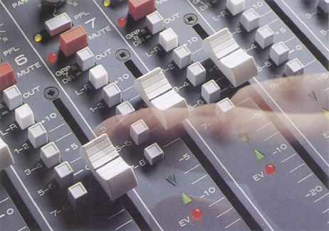 Le modalità di solo presenti sui mixer (AFL, PFL e IN PLACE)