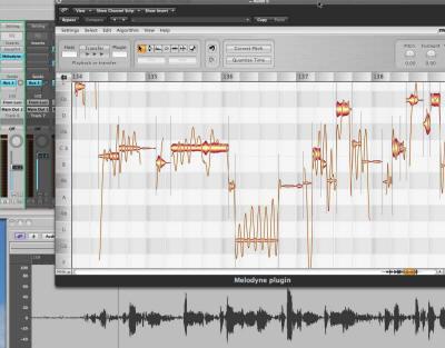 Come elaborare e correggere l'intonazione delle parti vocali in modo professionale
