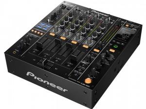 Pioneer DJM-850, il successore del mixer per dj DJM-700
