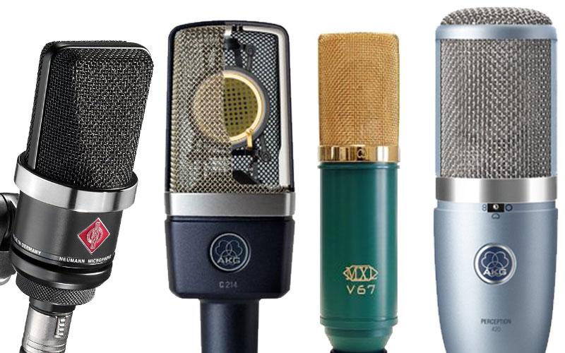 Microfono professionale, quale microfono a condensatore è il migliore?