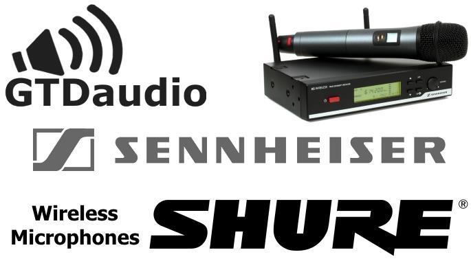 Qual'e il miglior microfono wireless? Microfoni senza fili professionali