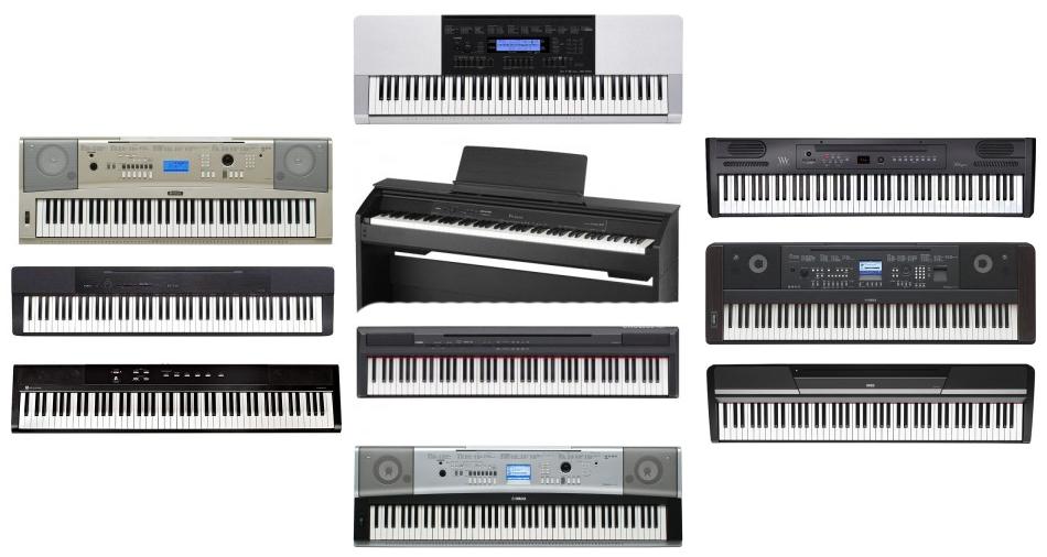 Pianoforte elettrico: pianoforti digitali migliori
