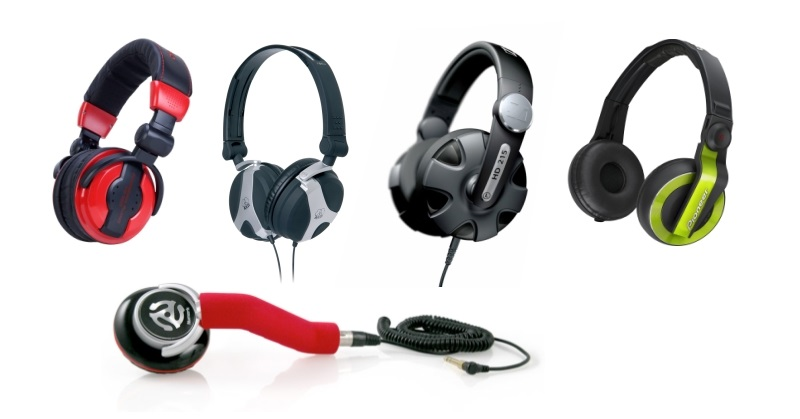 The best dj headphones, prices and opinions