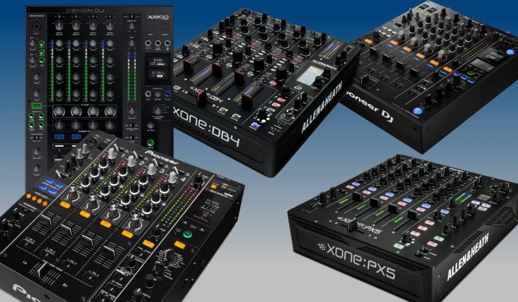 The best professional dj mixer