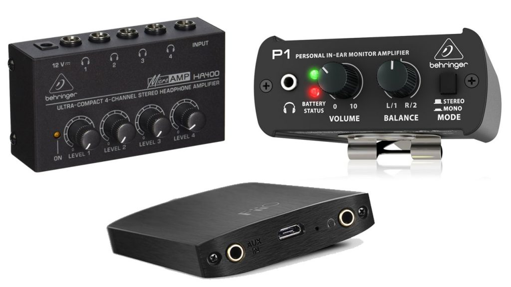 Headphone preamp, which are the best models?