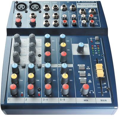 Mixer per karaoke: quali mixer per microfono vocale?