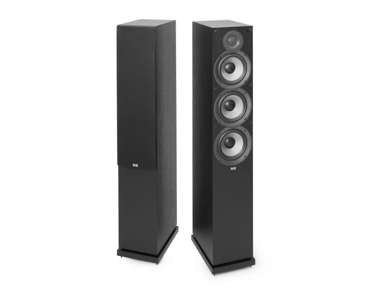 The 5 best floorstanding speakers, prices and opinions