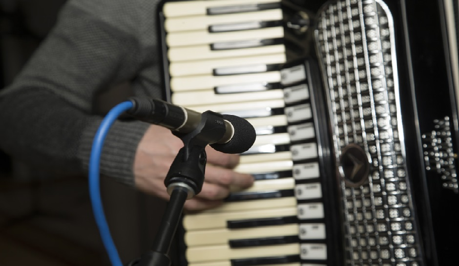 Best accordion and harmonica microphones, prices and advice