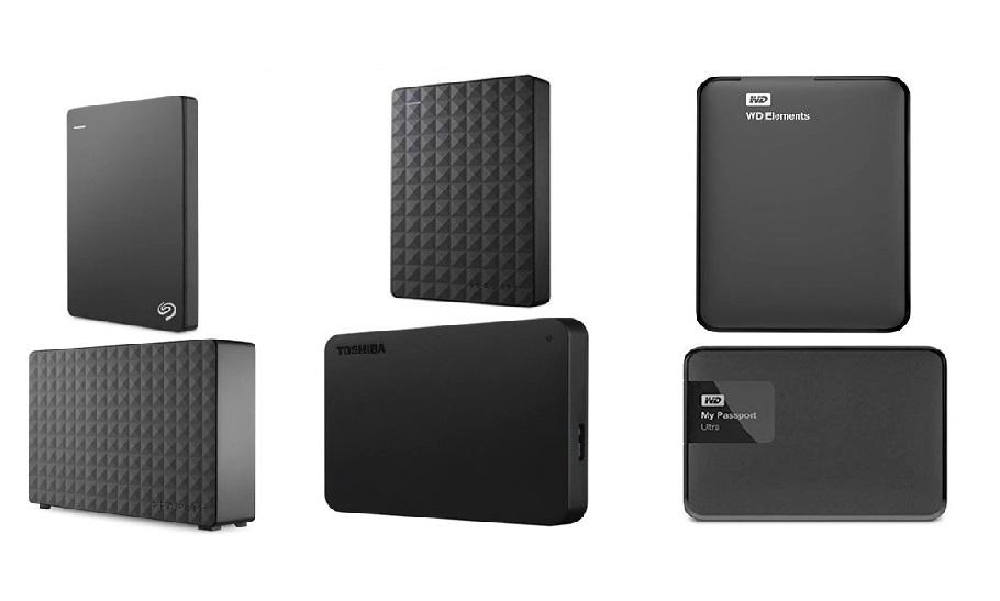 I migliori hard disk esterni ssd