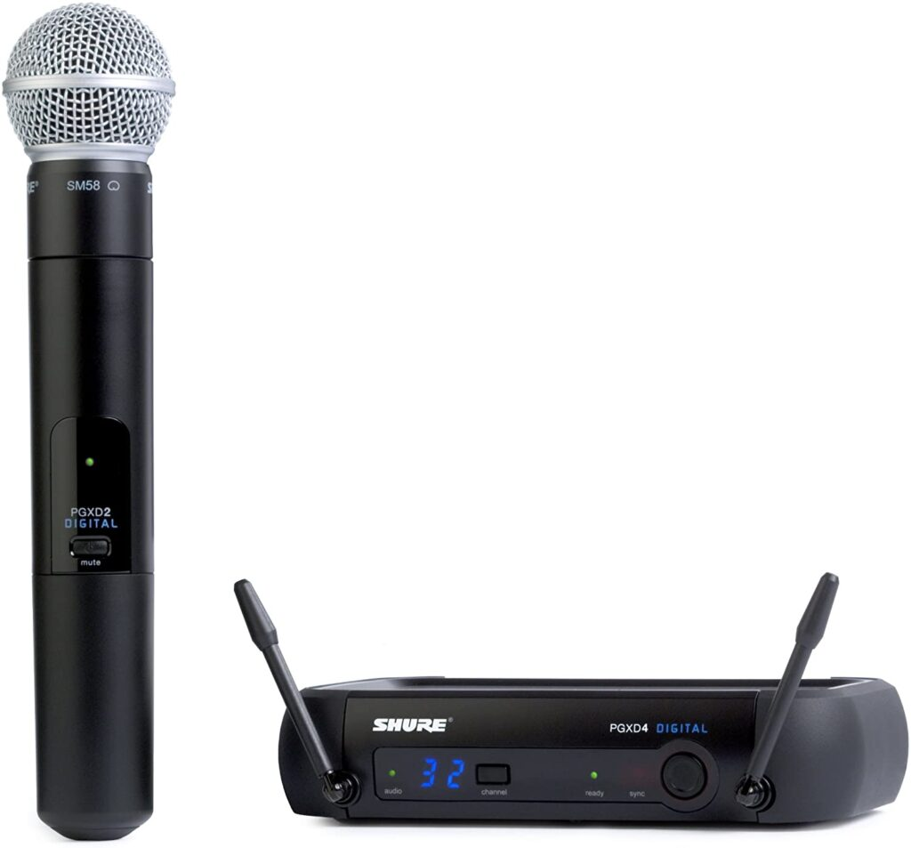 Best shure wireless microphone, which one to buy?