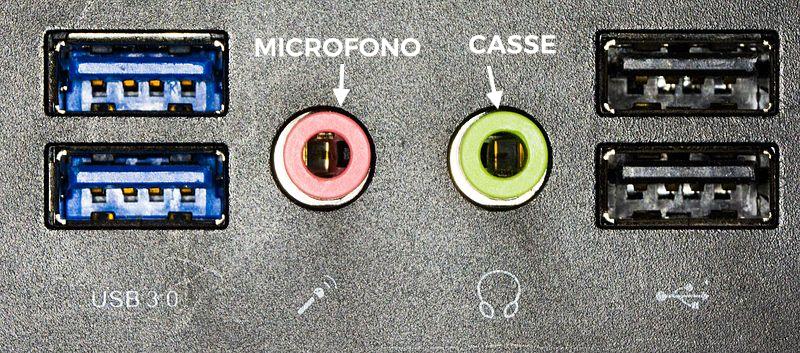 Come sentire il microfono nelle casse in Windows?